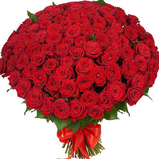 Роза 151: букеты цветов на заказ Flowwow