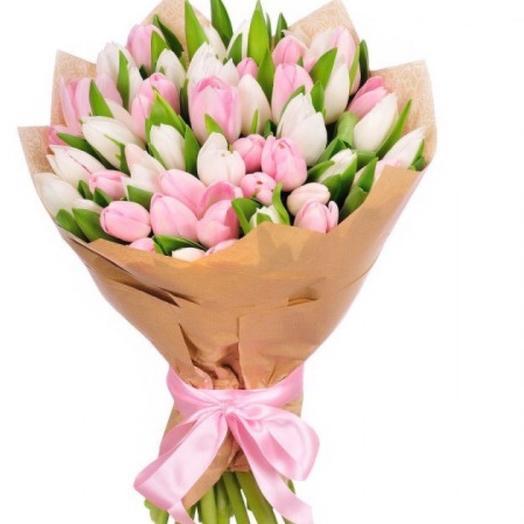 С весной: букеты цветов на заказ Flowwow