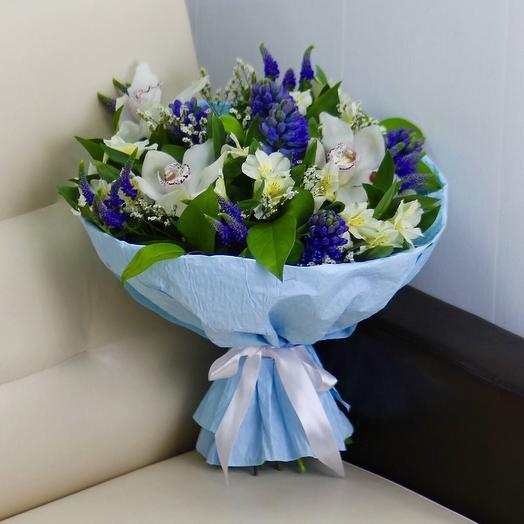Весеняя поэзия: букеты цветов на заказ Flowwow