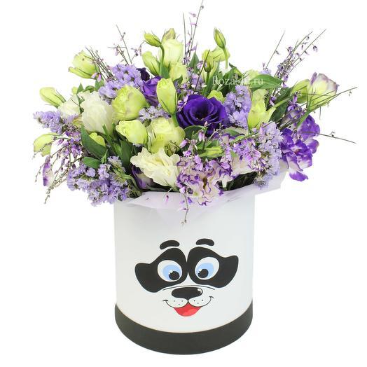 """Композиция """"Панда"""": букеты цветов на заказ Flowwow"""