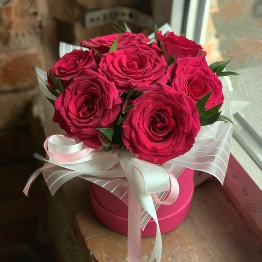 Шикарный сюрприз: букеты цветов на заказ Flowwow