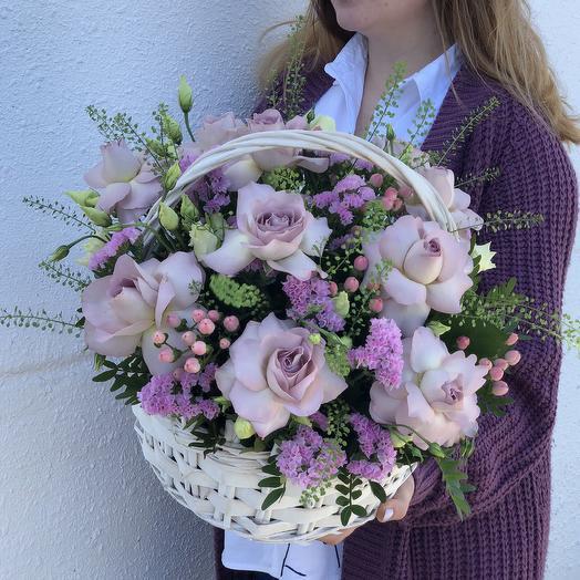Кремовый пудинг: букеты цветов на заказ Flowwow