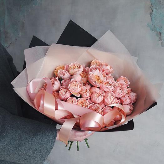 """Букет """"Джульетта"""" Meduim: букеты цветов на заказ Flowwow"""