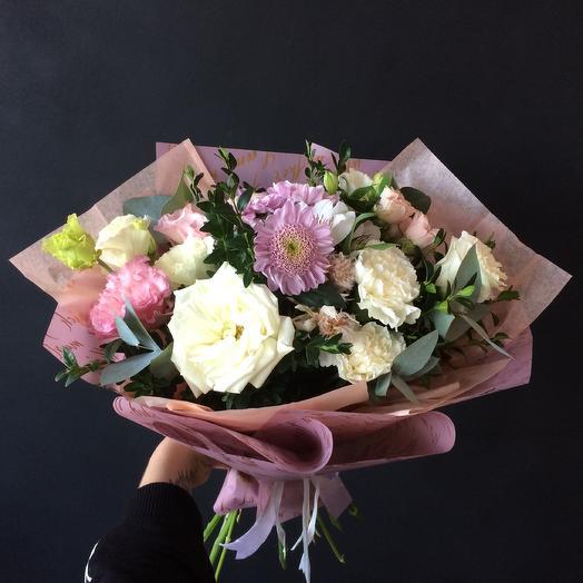 Лёгкость: букеты цветов на заказ Flowwow