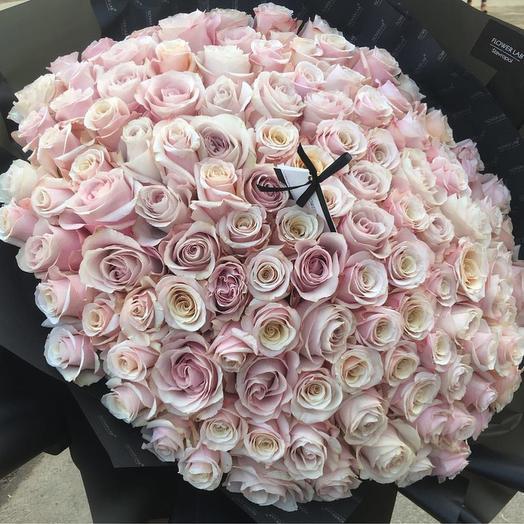 П3: букеты цветов на заказ Flowwow