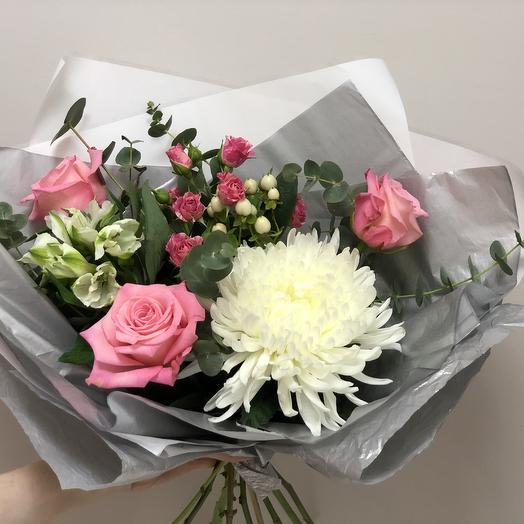 Майа: букеты цветов на заказ Flowwow