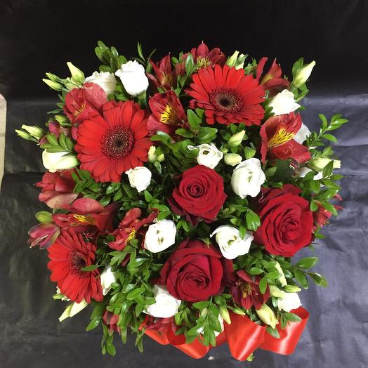 Rose Jardin: букеты цветов на заказ Flowwow