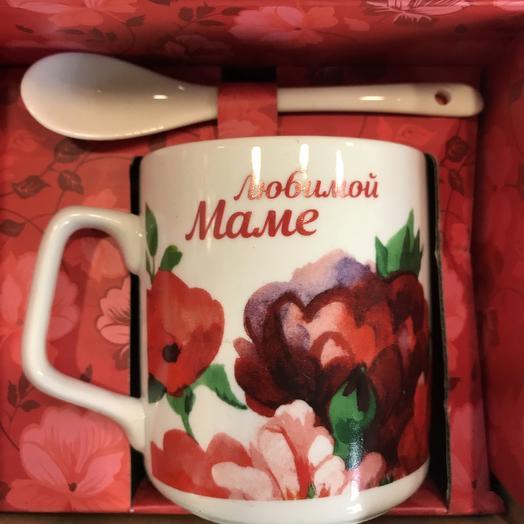 Чашка «Любимой маме»