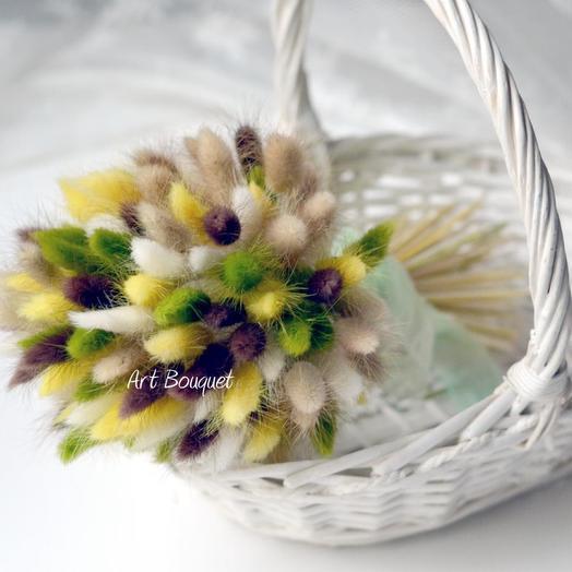 Букет из сухоцветов