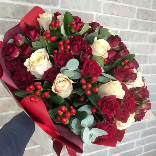 В цвете любви