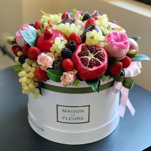 Цветочно-фруктовое настроение