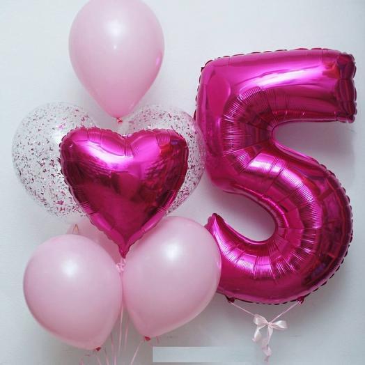 5 лет девочки