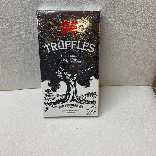 Шоколад Truffles 200 gr