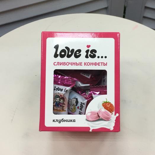 """Набор конфет «Love is..."""""""