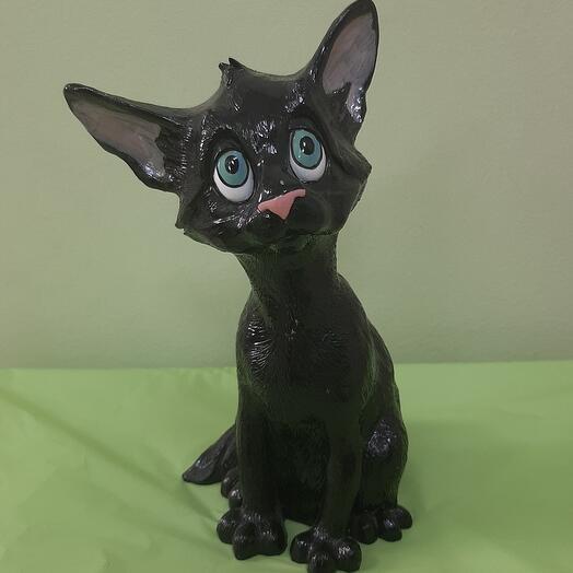 Кошка камень. Коллекция