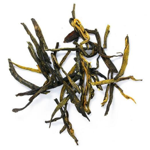 """Чёрный (китайский красный) чай """"Сун Чжень"""" (сосноые иглы) 50 гр"""