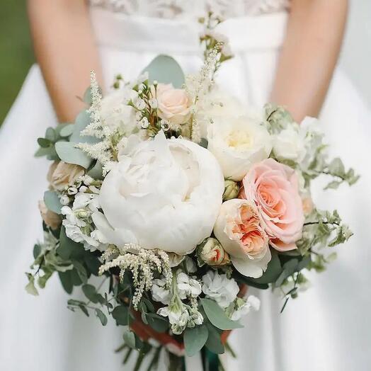Букет невесты под заказ