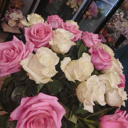 Микс розы эквадор