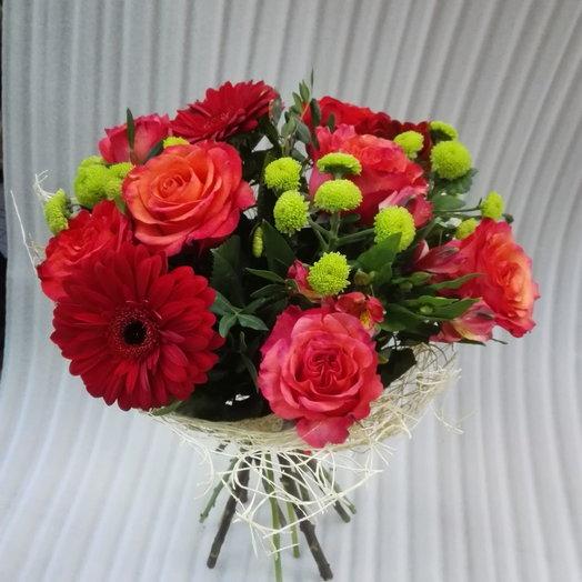 Букет Скучаю по Тебе: букеты цветов на заказ Flowwow