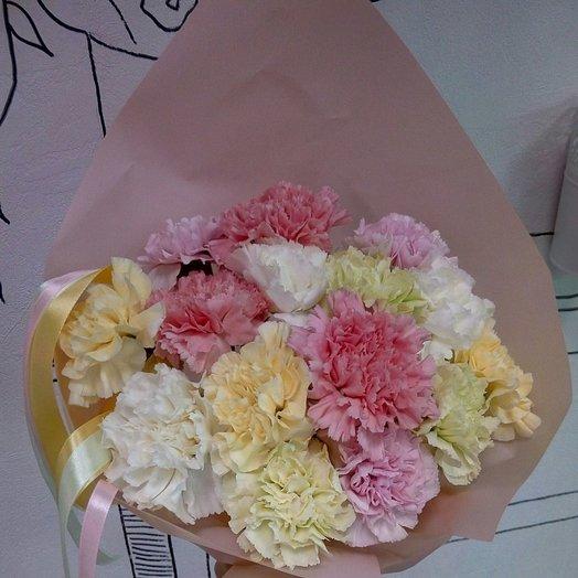 Нежность облаков: букеты цветов на заказ Flowwow