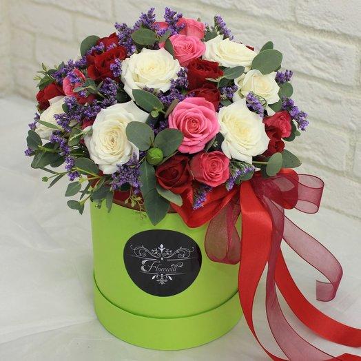 Фея 2: букеты цветов на заказ Flowwow