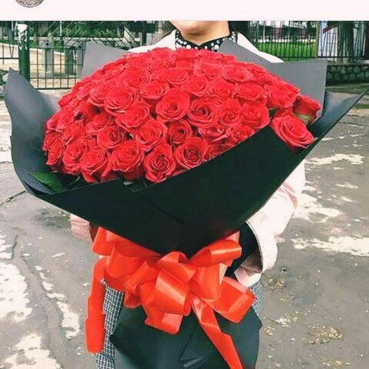 """""""Love story"""": букеты цветов на заказ Flowwow"""