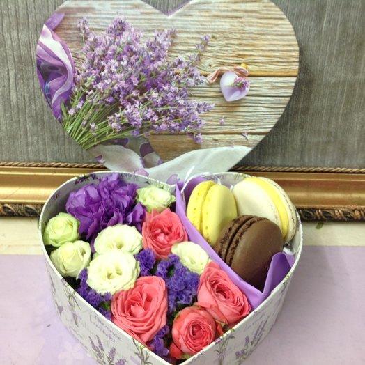 Джени: букеты цветов на заказ Flowwow