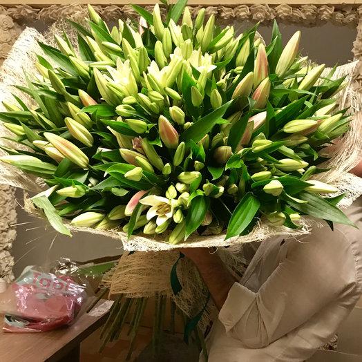 61 Лилия : букеты цветов на заказ Flowwow