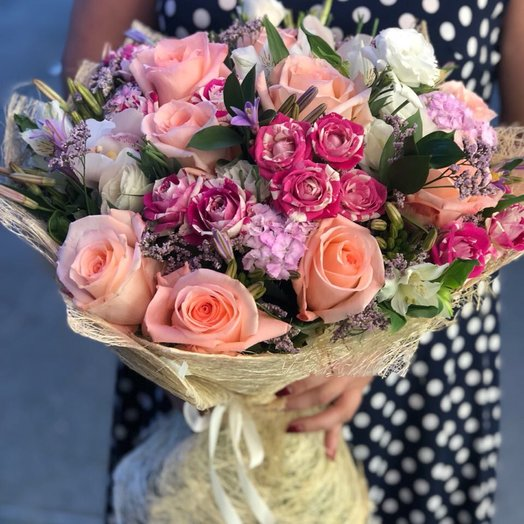 Франциско: букеты цветов на заказ Flowwow