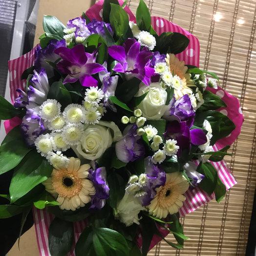 Соня: букеты цветов на заказ Flowwow