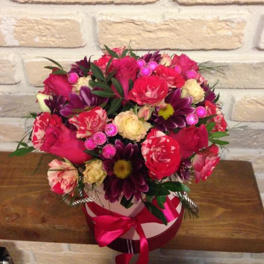 Яркость осени: букеты цветов на заказ Flowwow