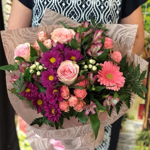 Мамин день: букеты цветов на заказ Flowwow