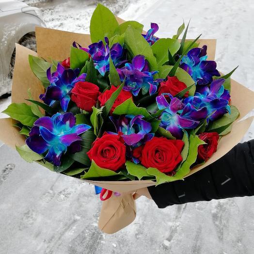 Шахерезада: букеты цветов на заказ Flowwow
