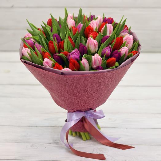 Букет Эсмеральда: букеты цветов на заказ Flowwow