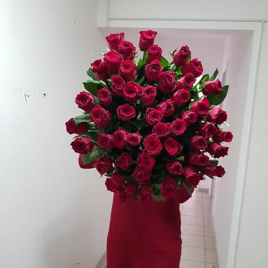 51 огненная роза