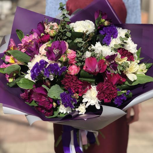 Гармония: букеты цветов на заказ Flowwow