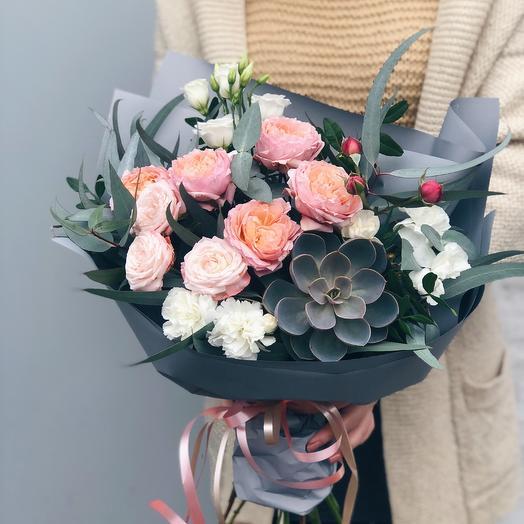 024: букеты цветов на заказ Flowwow