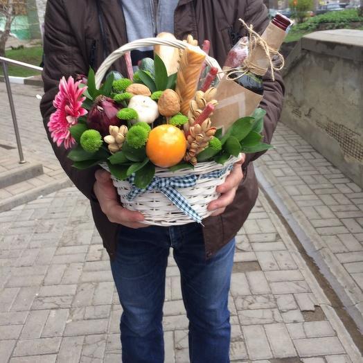 Весомый аргумент: букеты цветов на заказ Flowwow
