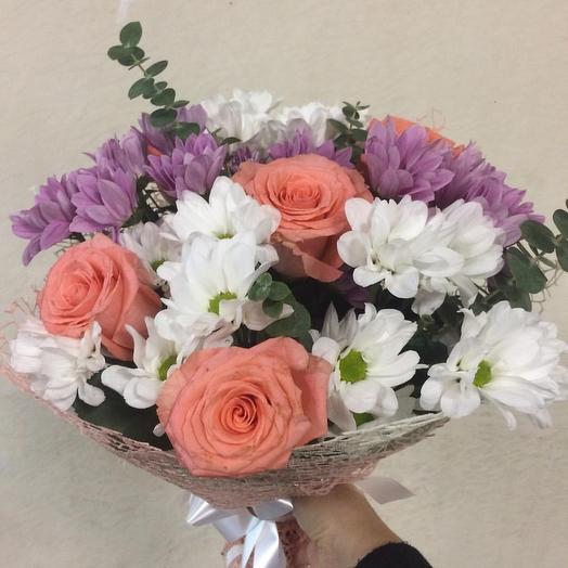 Ожидание лета: букеты цветов на заказ Flowwow