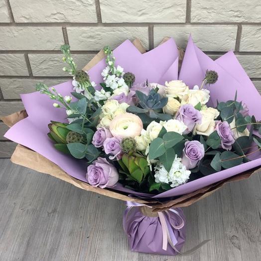 Элит: букеты цветов на заказ Flowwow