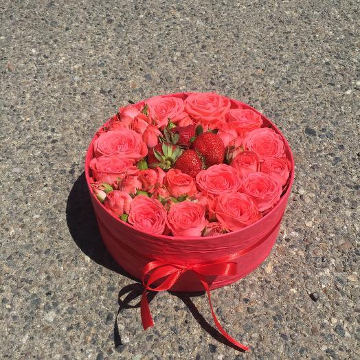 Ловетта баблс: букеты цветов на заказ Flowwow