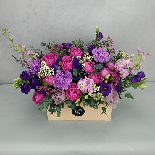 Восточные сны: букеты цветов на заказ Flowwow