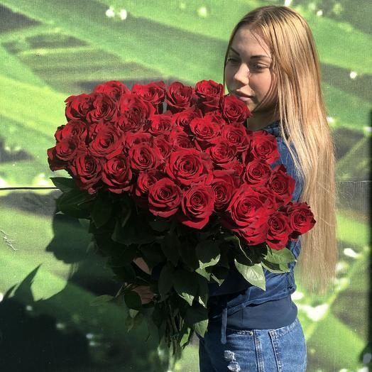 90см Эквадор: букеты цветов на заказ Flowwow