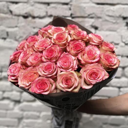 Земляничный фреш: букеты цветов на заказ Flowwow