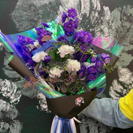 Букет Амстердам: букеты цветов на заказ Flowwow