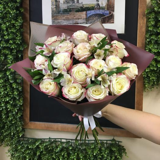 Sweetness: букеты цветов на заказ Flowwow