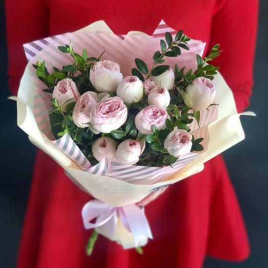 Пионовидка: букеты цветов на заказ Flowwow