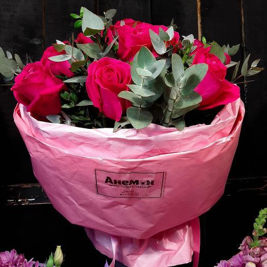 Fragrant pink Floyd: flowers to order Flowwow