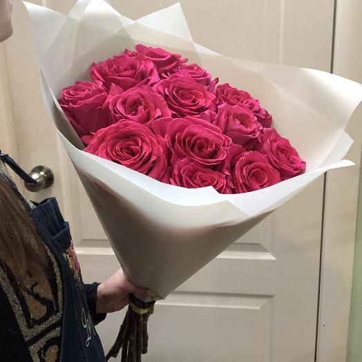 Эквадорская роза Пинк Флойд: букеты цветов на заказ Flowwow