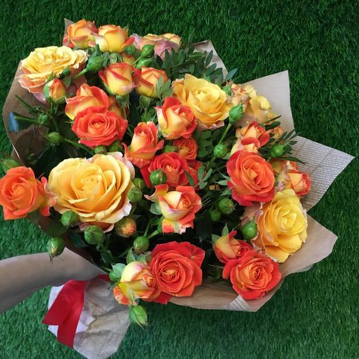 Moreflowers: букеты цветов на заказ Flowwow